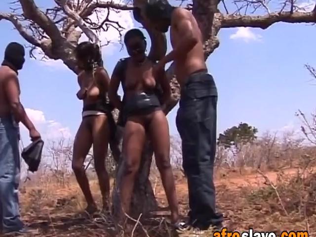 Порно рабыни в африке