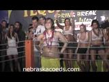 Shameless Babes Sway & Strip In Front Of Males