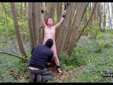 Outdoor BDSM with Slave Katinka 53