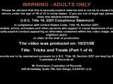 Tricks and Treats (Part 1 of 4) pt2