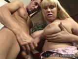 Carly Big Tits Tease